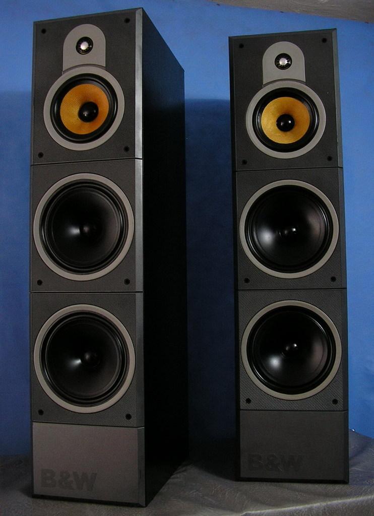 B Amp W Dm 640 Hifi Wiki De