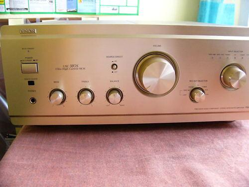 Denon_PMA_2000_R Wiring Tape on