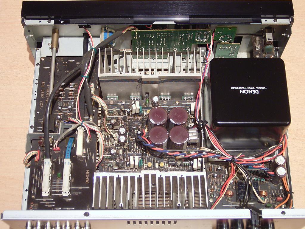 Bán ampli Denon PMA- 940 và Denon PMA-1060 giá tốt