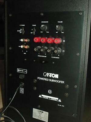 canton as 22 hifi. Black Bedroom Furniture Sets. Home Design Ideas