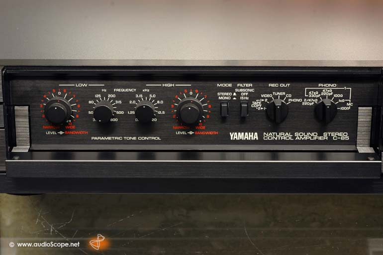 Yamaha Cx  Preamp For Sale