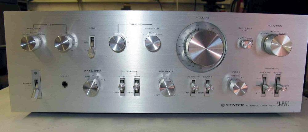 pioneer sa 9500 ii manual pdf