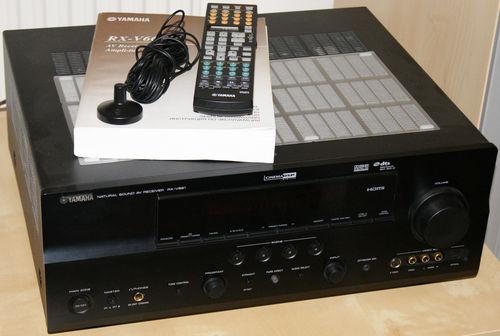 Yamaha Rx V 661 Hifi Wiki De