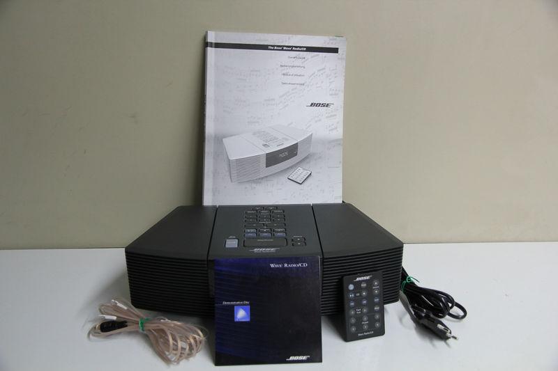 bose wave music system hifi. Black Bedroom Furniture Sets. Home Design Ideas