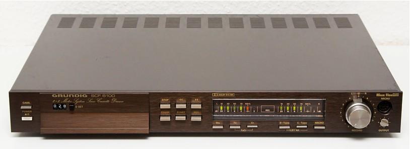 Вернуться в. Производитель: Grundig Модель: SCF 6100 Typ: Einzel Год выпуска: 1982 - 1983 Производство