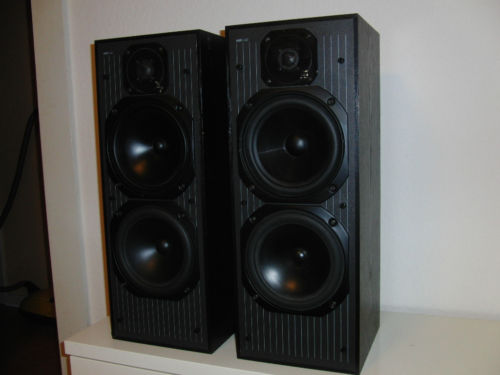 KEF C20 Speakers http://www.hifi-wiki.de/index.php/KEF_C40