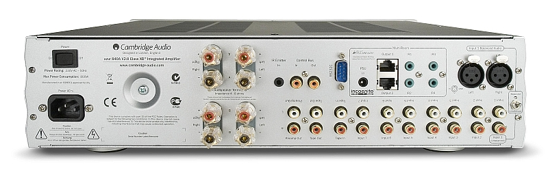 Cambridge Audio Vollverstärker Azur 840Av2 Back.jpg