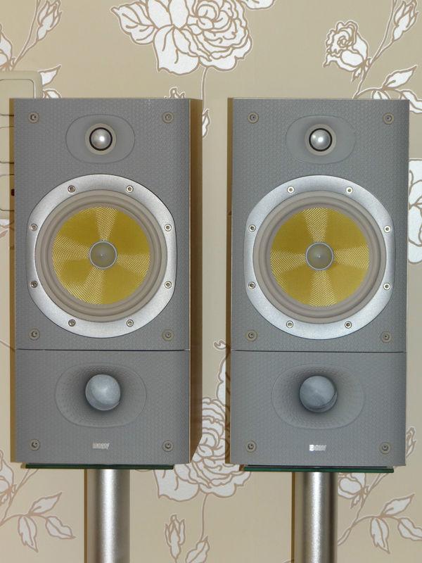 Bowers Wilkins Speakers >> B&W DM 602 S3 | Hifi-Wiki.de