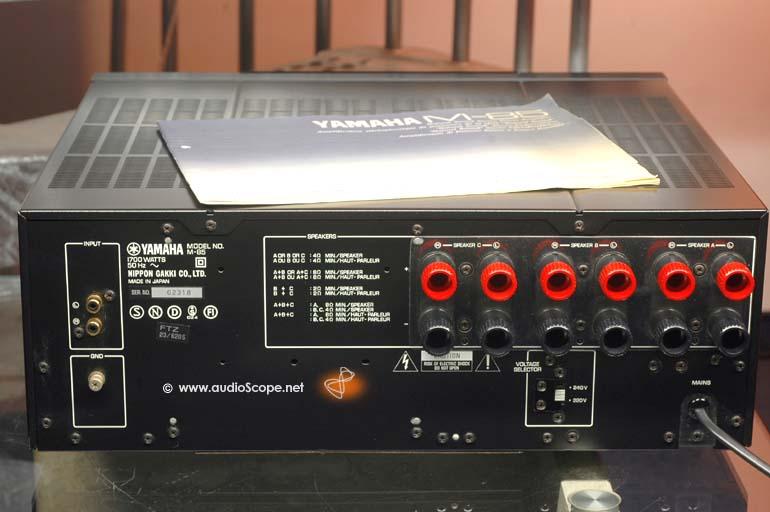 Yamaha Mx Specs