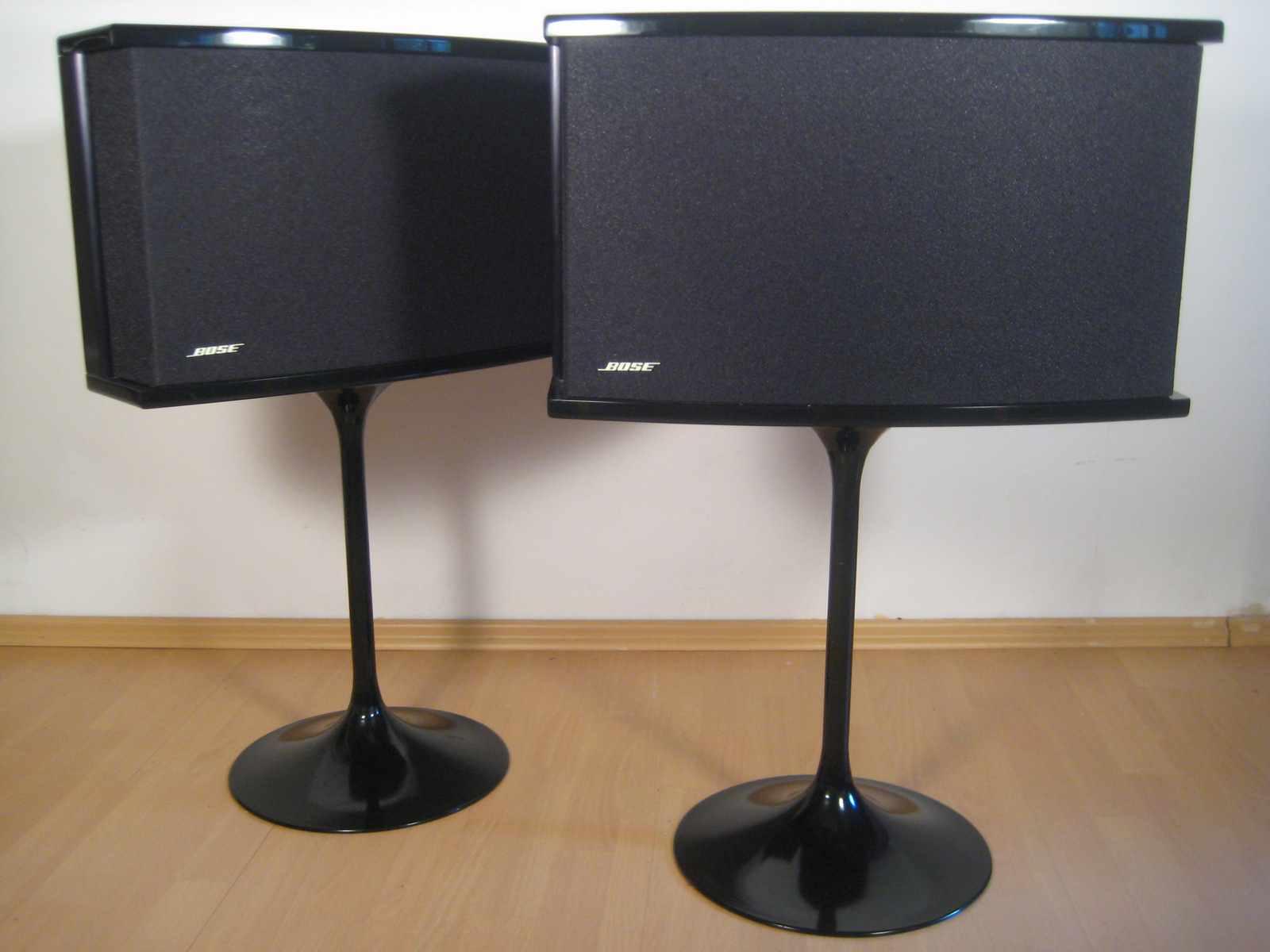 Casse acustiche surround bose 901 direct reflecting impianto audio professionale ebay - Impianto stereo casa bose ...